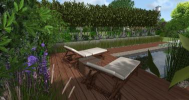 Moderní zahrada Praha, projektování zahrad praha, návrh zahrady praha, zahradní architekt praha, mestka zahrada