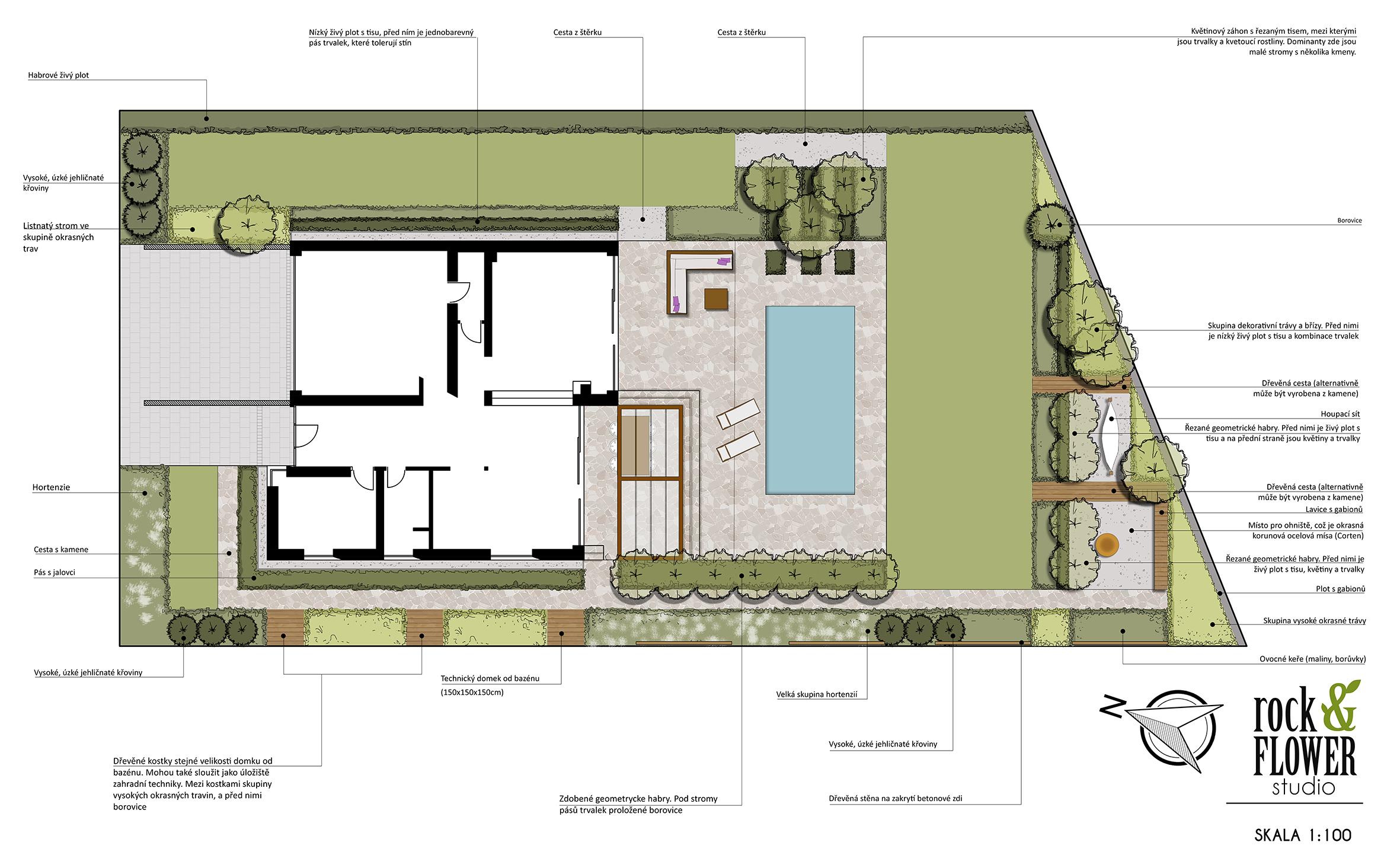 zahrada-s-bazenem-praha-navrhzahrady-rockandflowerstudio