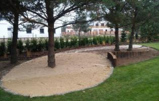 přirodní zahrada, zahrada u rodinneho domu, zahradní architekt praha, projektování zahrad praha, zahrada praha, návrh zahrad