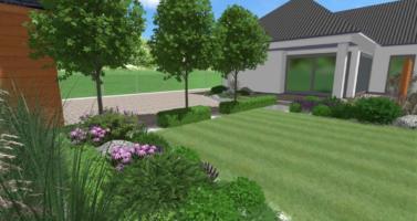 mestka zahrada, návrh zahrady praha, zahradní architekt praha