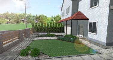 návrh zahrady praha, zahradní architekt praha