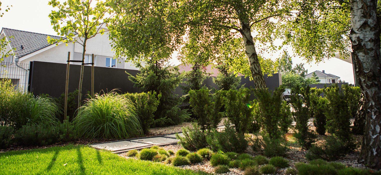 Zahradní architekt praha pro moderne zahrady v Praze