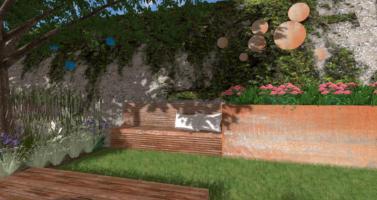 projektování zahrad praha, návrh zahrady praha, zahradní architekt praha, moderní zahrada praha