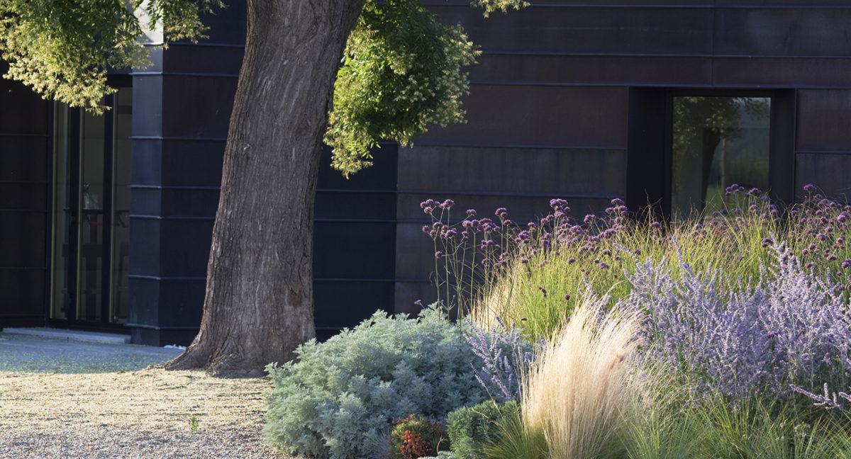 moderni zahrada praha
