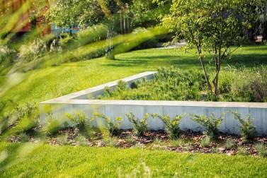 moderní zahrada praha, návrhovaní zahrad praha, zahradni architekt