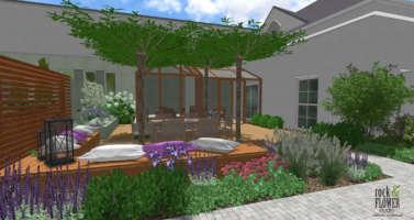 zahradní architekt praha, návrh zahrady praha, projekt terasy, projektovaní zahrad, návrhovaní zahrad praha