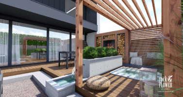 navrh zahrady praha, zahradni architekt praha