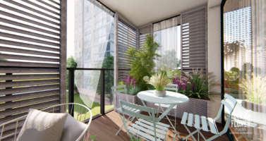 navrh balkonu praha