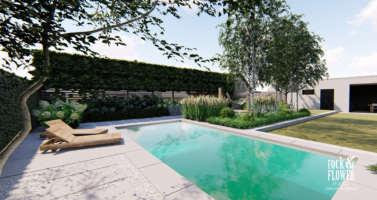 projekt zahrady Mnichovo Hradiste, zahradni architekt praha, projektovani zahrad Praha