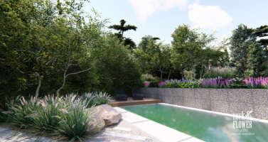 projekt zahrady praha 4, projektovani zahrad praha, zahrada praha, atlier zahradni architektury