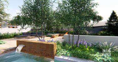 projekt zahrady v Pardubicich, zahradni architekt Praha