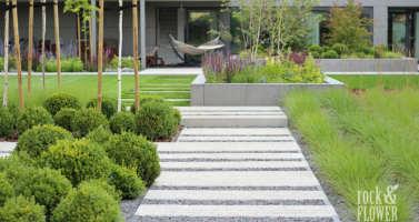 zahradni architekt praha, moderni zahrada